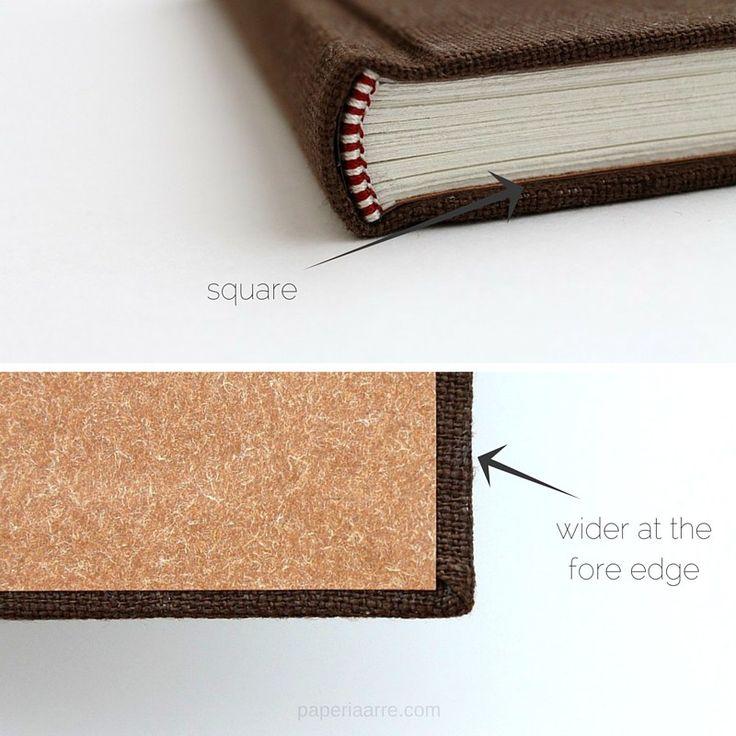 leather book binding tutorial wwwimgkidcom the image