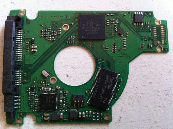 Seagate Momentus 320GB 5400.5 ST9320320AS PCB ONLY