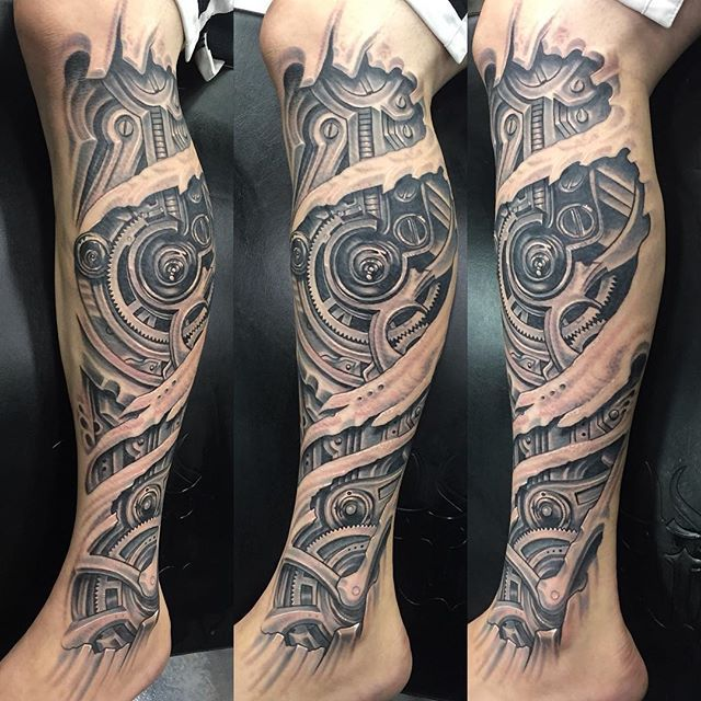 3D Tattoo Designs Picture Gallery - 3d tattoos #3dtattoo #3dtattoodesigns #3dtattoos #3dtatts