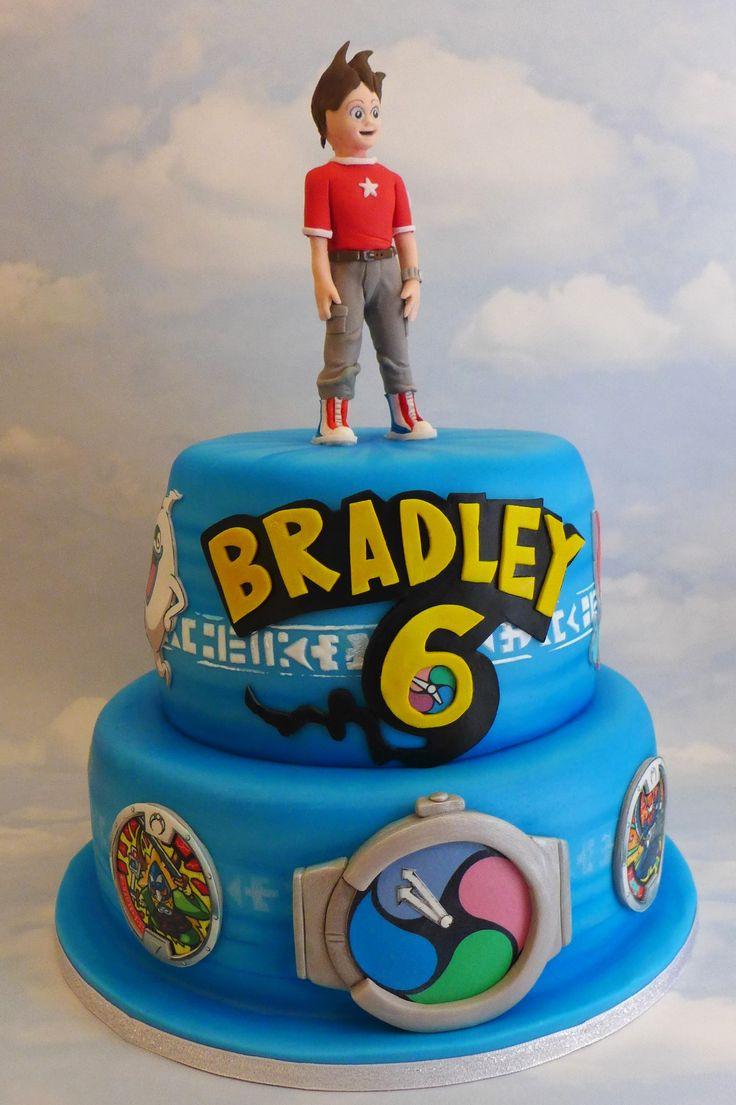 Yo Kai Watch cake, boys 6th birthday cake - Children | Cemlyn Cakes | Portishead | Church Stretton