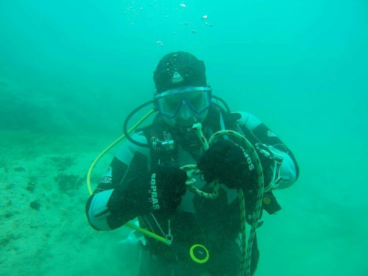 ◇Search and recovery dive ◇ #sealsdivingcenter #greece #padi #scubadiving #advanceopenwater