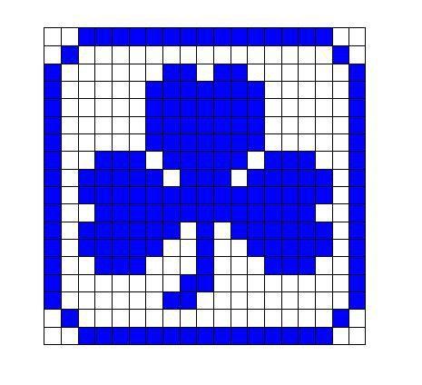cross stitch or beads!