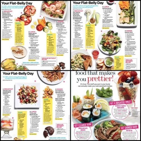 Foods To Blast Belly Fat Fast