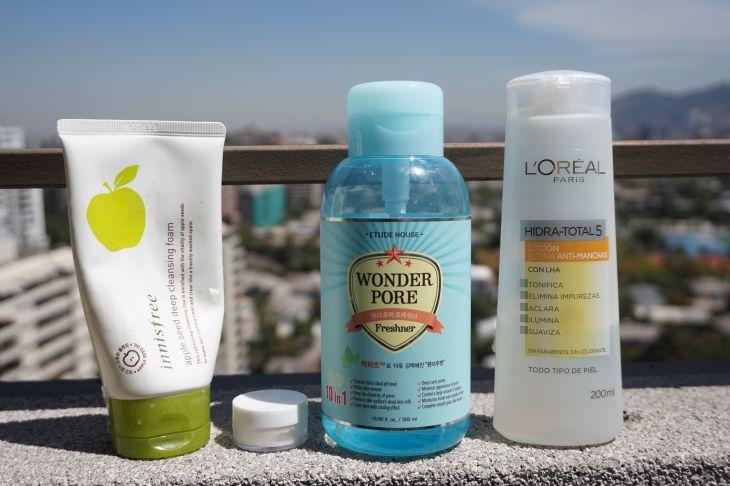 Double Cleansing: lavarse la cara como las coreanas #double cleansing