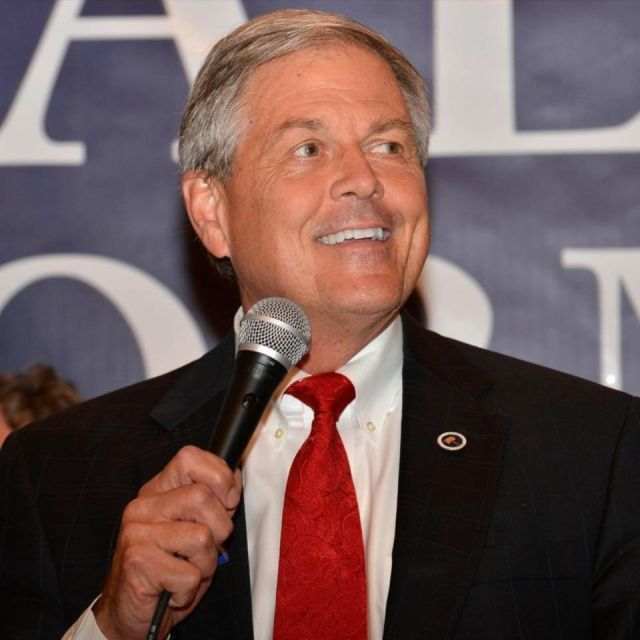 Ralph Norman, the Republican candidate to represent South Carolina's 5th district in the House, is under fire for supporting raising the Social Security retirement age. (Ralph Norman for Congress)