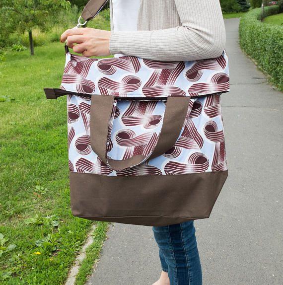 Extra large tote bag with zipper summer designer handbags