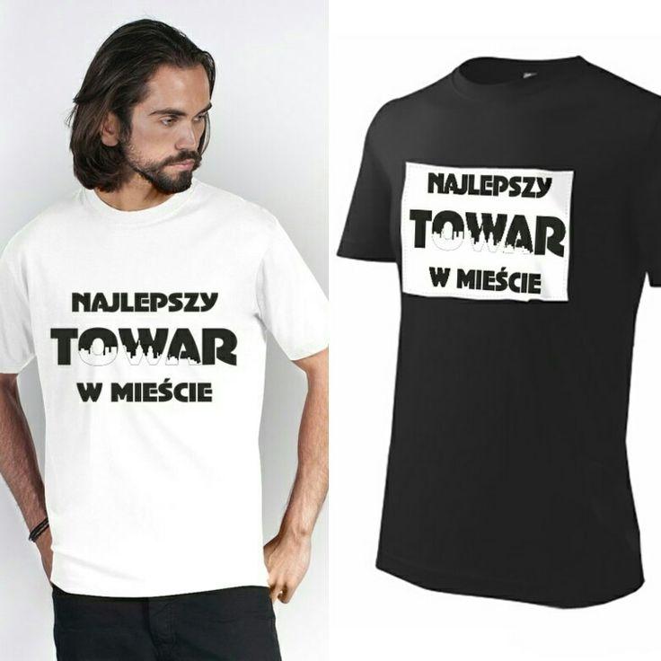 Koszulka na dzień chłopaka -  Najlepszy towar w mieście - www.reklamowe.co #koszulka #tshirt #dzienchlopaka #prezent