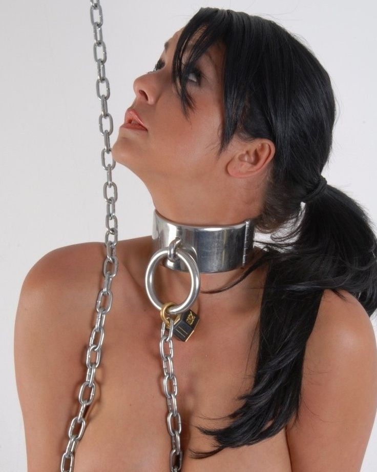 Babe......... clue bondage collar rituals sara