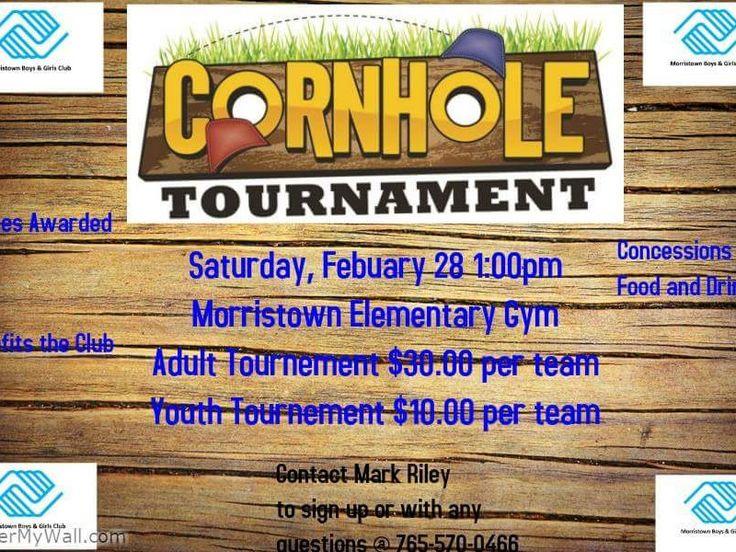 Cornhole Tournament In Morristown 2015 02 28 Cornhole