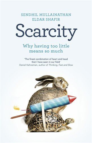 Scarcity: Why having too little means so much by Sendhil Mullainathan http://www.amazon.co.uk/dp/1846143454/ref=cm_sw_r_pi_dp_nkBvub1A3221C