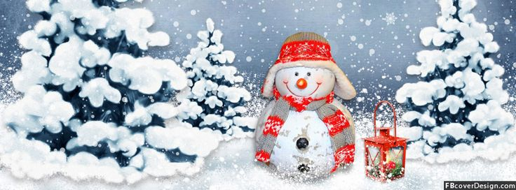9 best Christmas Facebook Covers images on Pinterest ...
