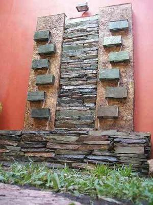 Oltre 25 fantastiche idee su fontane a muro su pinterest for Jardines con fuentes