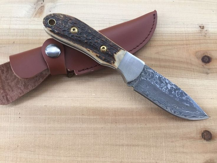 66.00$  Watch more here - http://aii5m.worlditems.win/all/product.php?id=32802352600 - SUANPAN X56 Corrugated Steel Damascus Survival Knives Fixed Blade Hunting Knife Tactical Knife Camping Outdoors EDC Tools 5091#