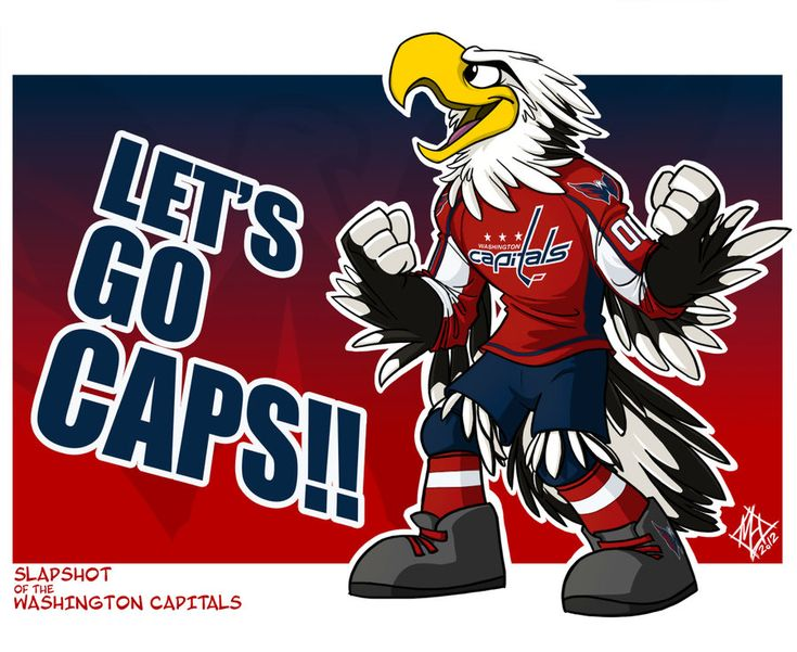 washington capitals | Washington Capitals Slapshot By Jmh3k On Deviantart