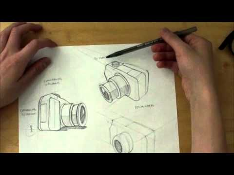 Learn to sketch using the right perspective