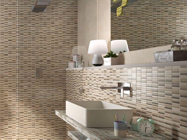 Rivestimento bagno myhome iperceramica rivestimenti bagno pinterest - Rivestimento bagno design ...