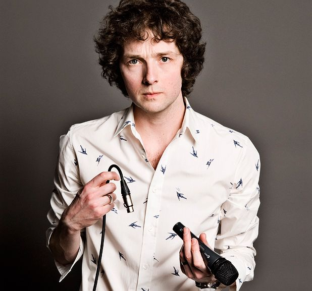 Chris Addison, unplugged