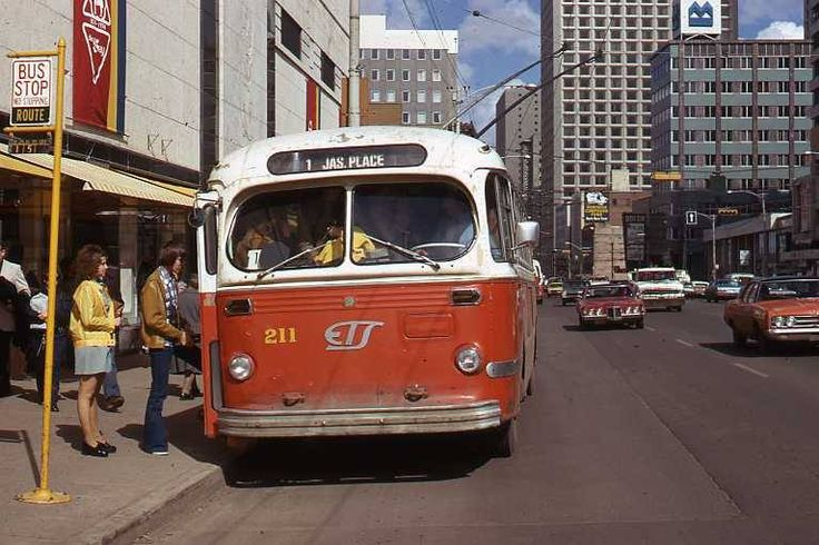 I rode on these Trolley Buses for many years the good ole days of paying once then asking the driver for a bus transfer to go on..