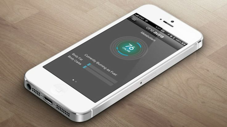 An App that tracks circulation and metabolism #metabolism #health #technology #wegohealth