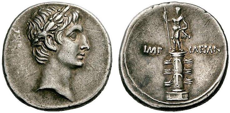 Výsledek obrázku pro rimske mince