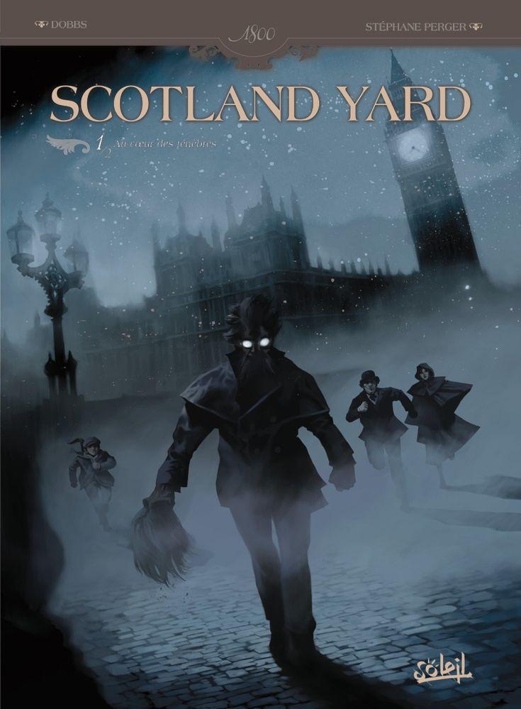 Preview Scotland Yard 1. Au cœur des Ténèbres