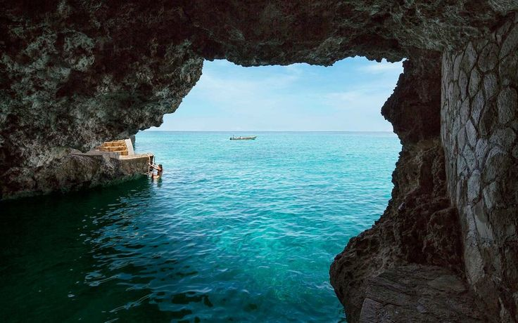 The Caves Hotel & Spa in Negril, Jamaica - one of Travel and Leisure's Best Romantic Resorts in the Caribbean