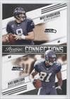 Matt Hasselbeck/Nate Burleson Seattle Seahawks (Football Card) 2010 Prestige Connections #10 by Prestige. $0.90. 2010 Prestige Connections #10 - Matt Hasselbeck/Nate Burleson