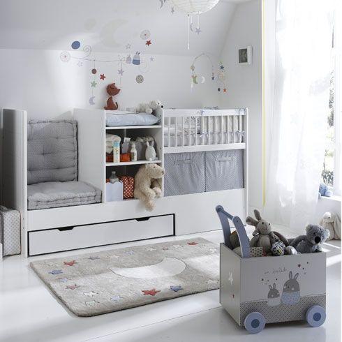 Ambiances de chambre bébé