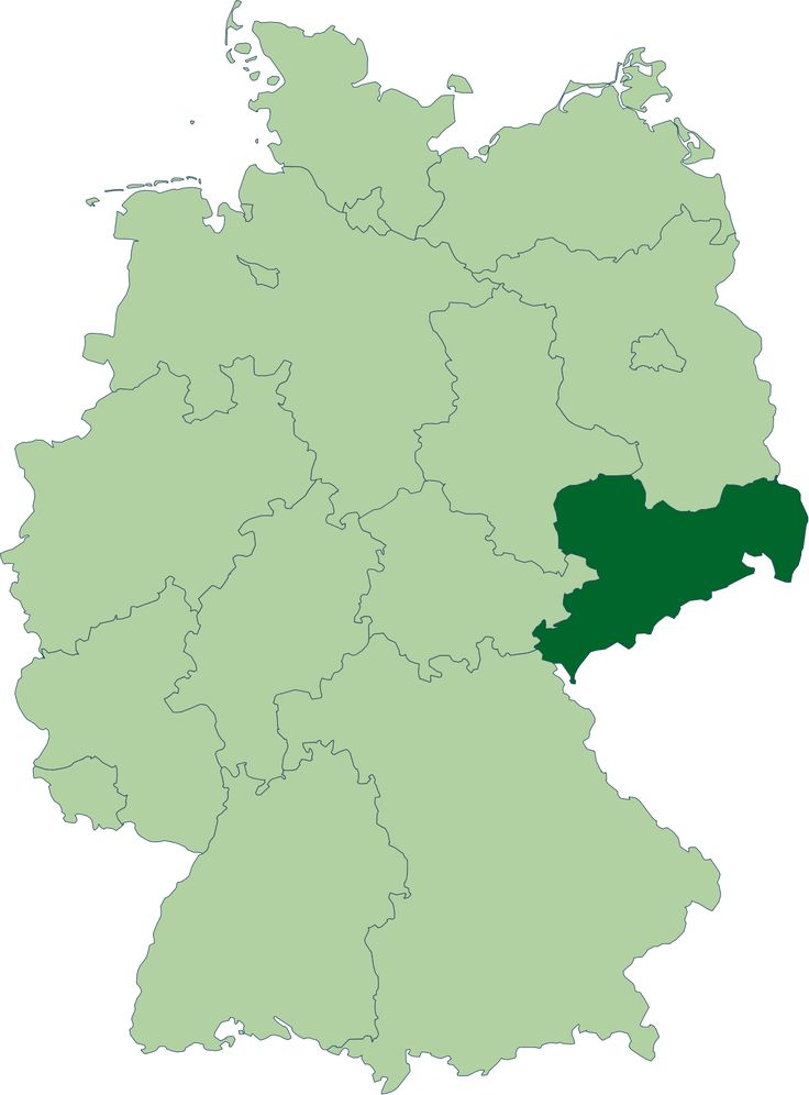 Slobodna Drzava Saska Njemacki Freistaat Sachsen