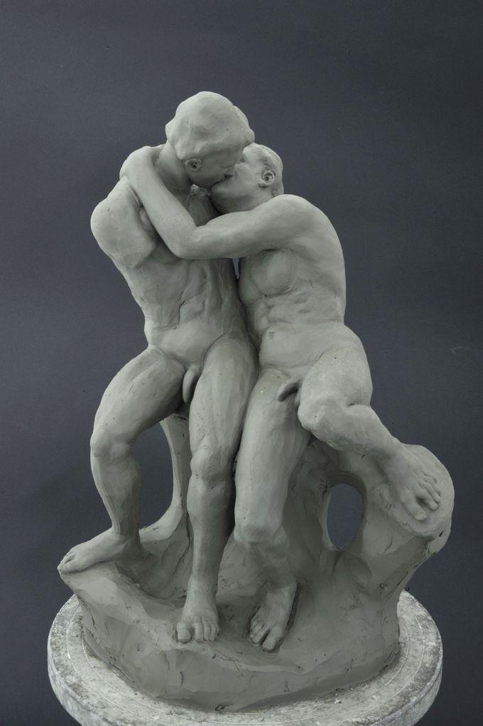 bacio moderno