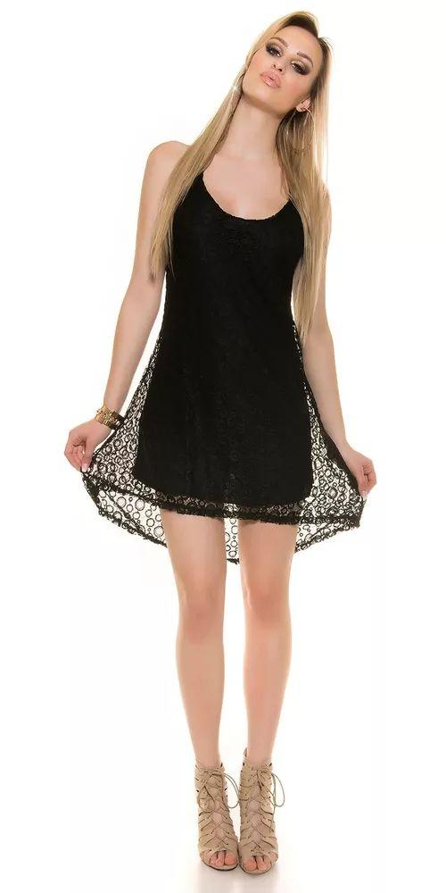 Letní šaty černé