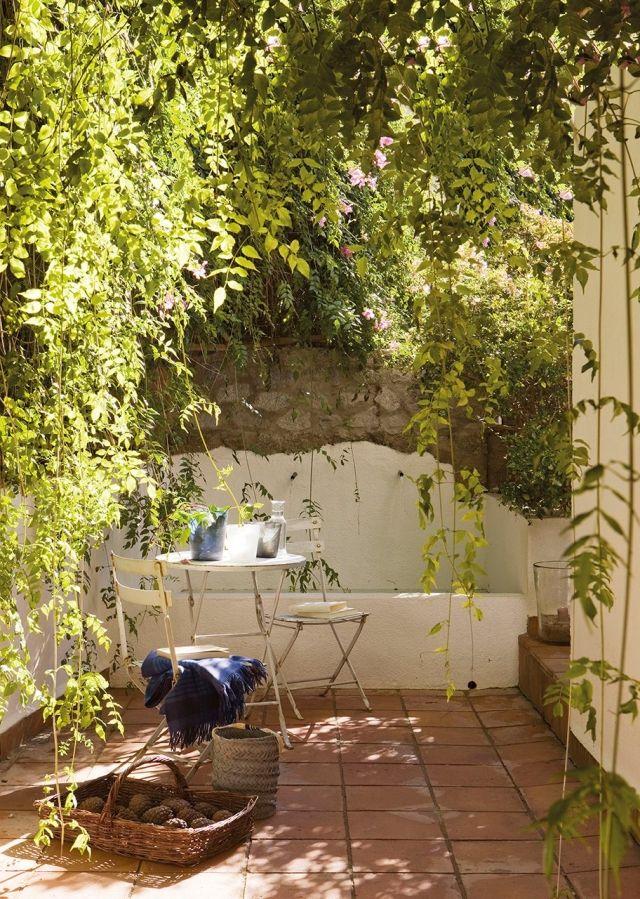 30 Beispiele Fur Terrassengestaltung Mit Toskana Flair Terrassengestaltung Terassenideen Terrasse