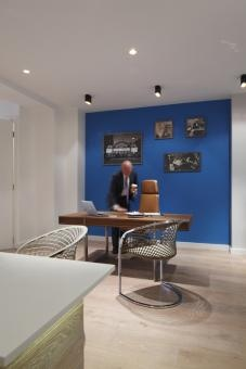 Carlton Estate Agents By Matteo Bianchi Studio Interior Design Office