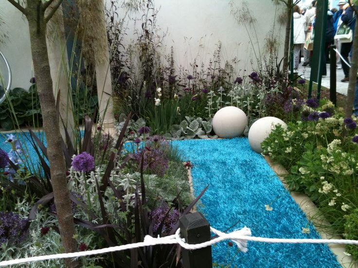 Garden at Chelsea Flower Show 2011