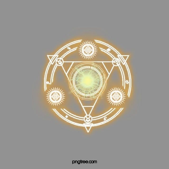 Gorgeous Golden Magic Magic Clipart Golden Gorgeous Png Transparent Clipart Image And Psd File For Free Download Magic Circle Magic Transparent Background