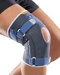 Thuasne Sports: Verstevigde ligamentaire kniebrace voor het gebruik bij een sport hervatting. Bestel het voordelig in de webwinkel van Rehaline. -