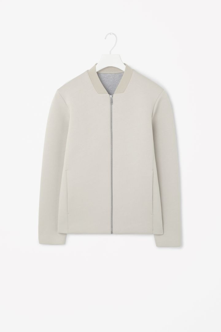 COS | Padded jersey jacket