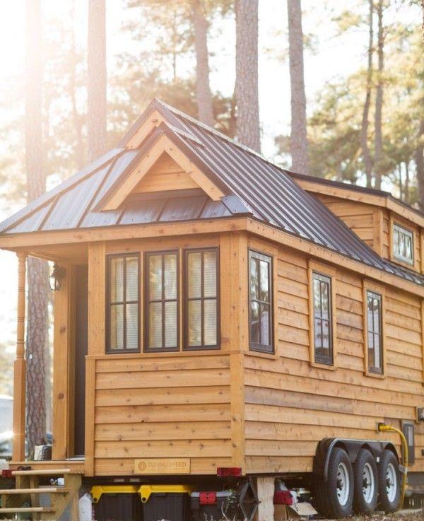 Best 25+ House on wheels ideas on Pinterest | Tiny homes on wheels, Tiny  house on wheels and Homes on wheels