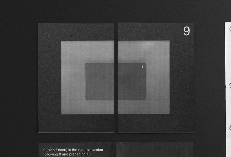 #graphic #design #black #white |Source: Noelia Felip