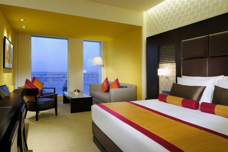 Hues Hotel room