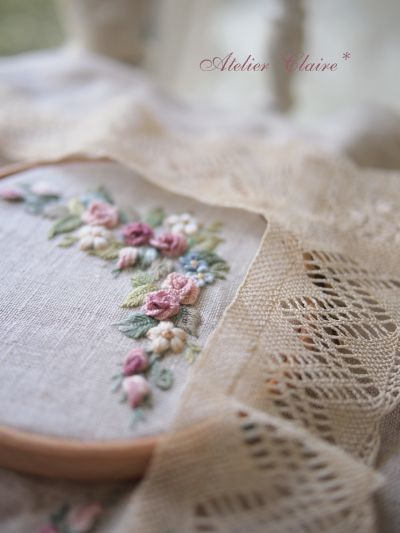 Embroidery, Hand embroidery
