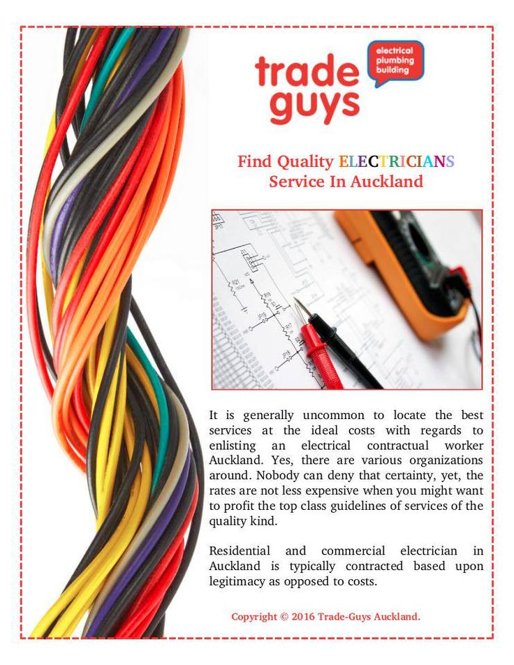 """""""Find Quality Electricians Service In Auckland"""" #Electricians #Auckland that are fully qualified, registered and determined to offer the services that you need up to and beyond your expectations."""