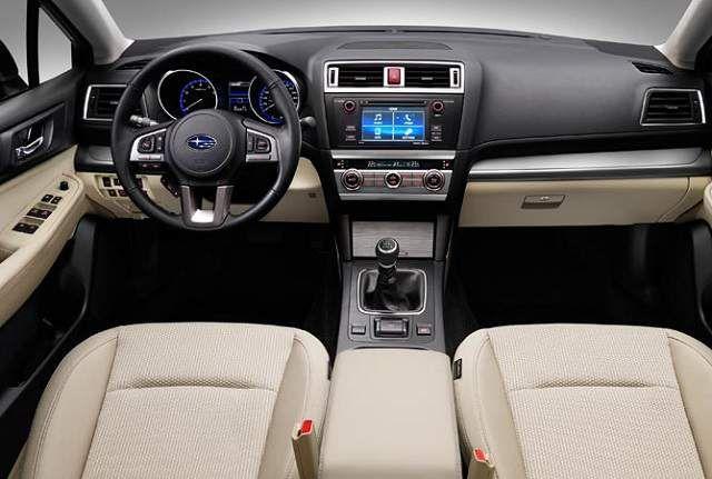 2017 Subaru Outback Interior