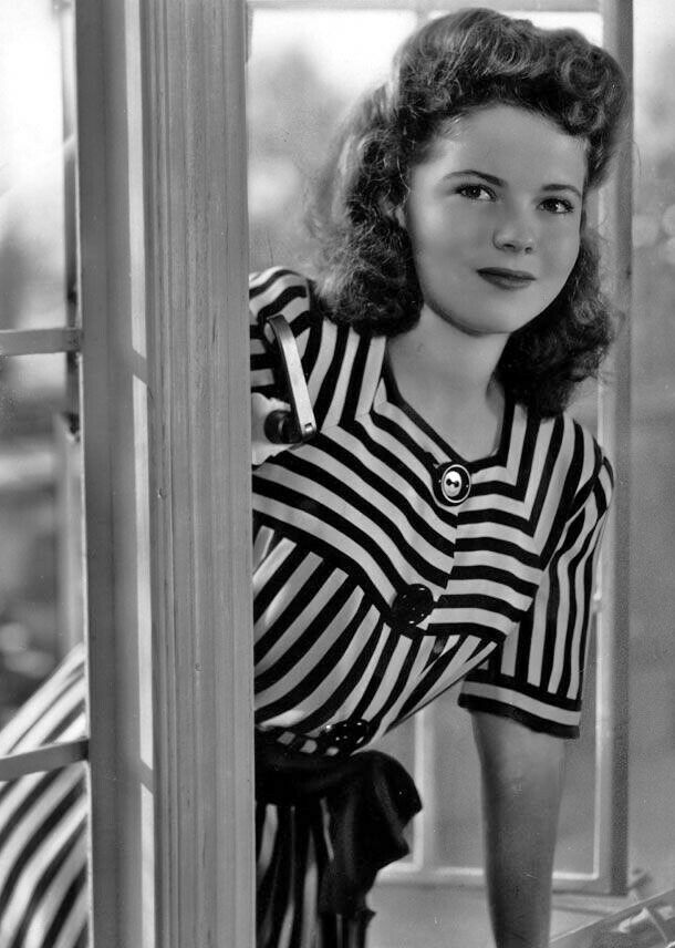 Details About Shirley Temple Eleanor Holm At A Fashion Show