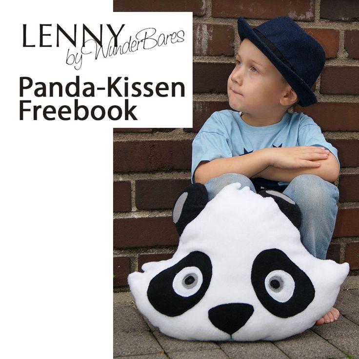 Der kleine Panda Lenny hat sich in viele Herzen geschlichen und ist derzeit in so mancher Stoff-Einkaufstüte und in so manchem Online-Warenkorb zu finden. Mea Schulz, die geistige Mutter von Panda Lenny und ihr Sohn sind derweil vor Freude auch im Pandafieber! Sie haben bereitsHosen in allen Farben genäht und tolle Bügelmotive mit dem niedlichen …
