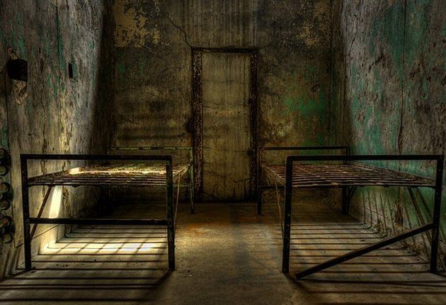 description of scary place List of reportedly haunted locations jump to  it used to be a prison for prisoners in the era of the dictator manuel noriega was a very scary place at night.