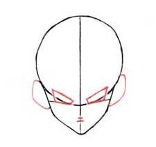 7 best how to draw dbz images on pinterest dragon dragons and kite how to draw goku from dragon ball z most dragon ball z characters can be drawn using these basic shapes and proportions dragon ball z characters all have publicscrutiny Image collections