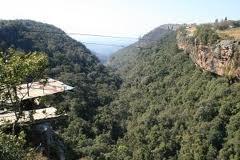 Graskop, Big Swing, South Africa