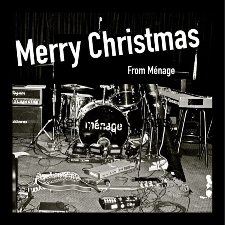 A Christmas present from Ménage ... https://www.musicglue.com/menage/products/our-christmas-present-to-you/