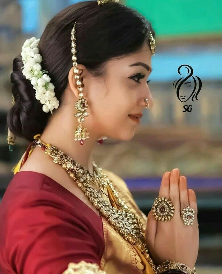 Pin By Gowri On Nayantara Saree Indian Indian Fashion